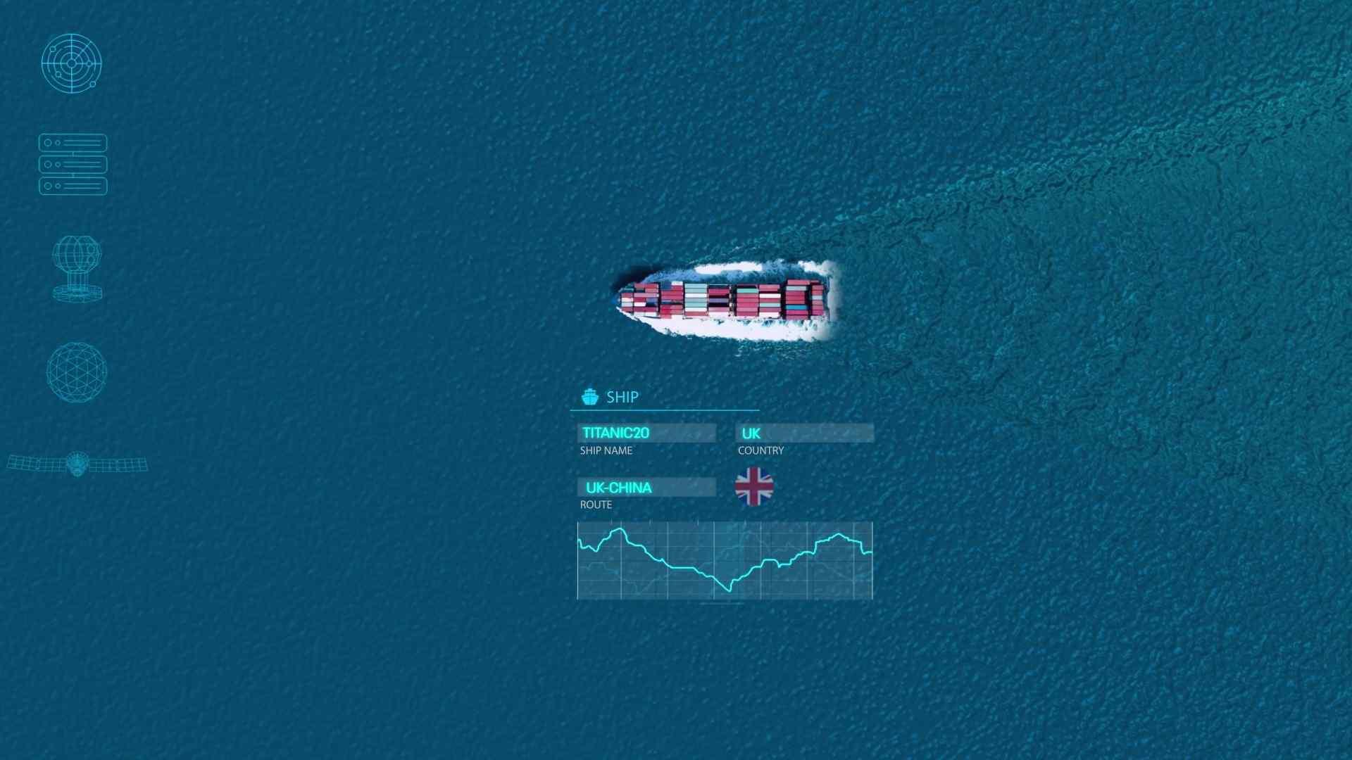 סרטון אנימציה למערכת בקרה ימית